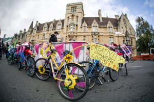 Event Photography from Bike Off Oxford